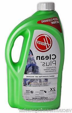 Hoover CleanPlus Concentrated Solution Formula Carpet Cleane