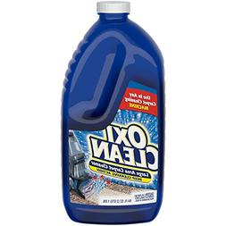 OxiClean Large Area Carpet Cleaner Machine Solution, 64 fl o