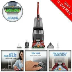 Hoover Carpet Cleaner Power Scrub Deluxe Upholstery Rug Sham