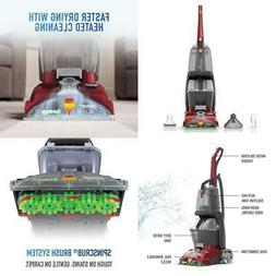 Hoover Carpet Cleaner Professional Turbo Scrub Rug Upholster