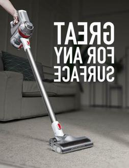 cordless vacuum cleaner 2in1 handheld stick led