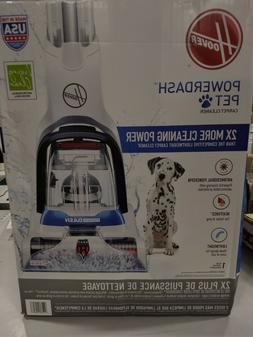Hoover FH50710 PowerDash Pet Compact Carpet Cleaner, White