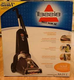 Heat Steam Upright Carpet Cleaner Shampooer Pet Bissell Powe