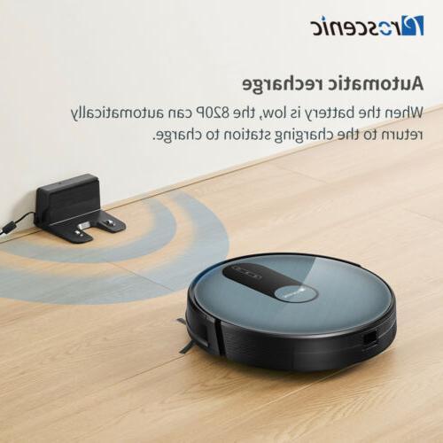 Alexa Vacuum Cleaner Robot Hair Dirt Sweeper