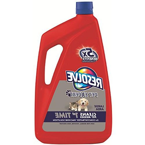 area carpet cleaner steam concentrate