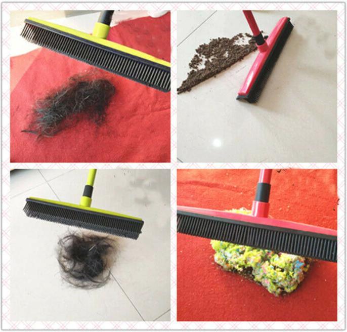 Broom Magic Pet Hair Removal Home Mop