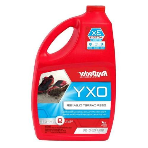 Carpet Cleaning Rug Doctor Oxy