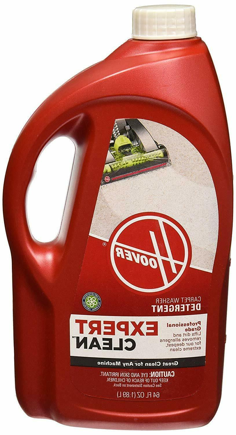 Hoover Carpet Washer Cleaner Cleaning Shampoo Detergent Expe