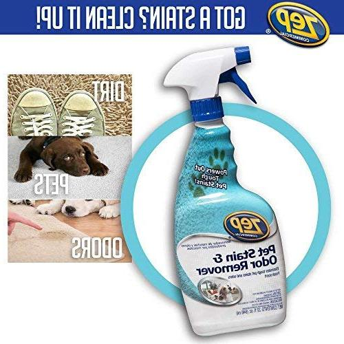Zep Pet Stain and Odor Remover ZUPETODR32