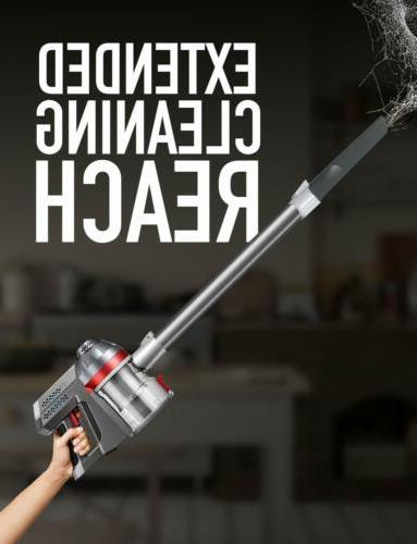 Cordless Vacuum Handheld Stick Brush Car Carpet Floor