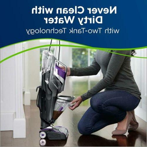 BISSELL Dry Vacuum Mop for