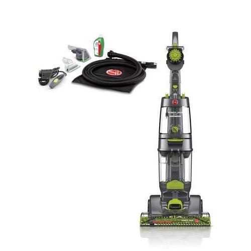 dual power carpet washer cleaner