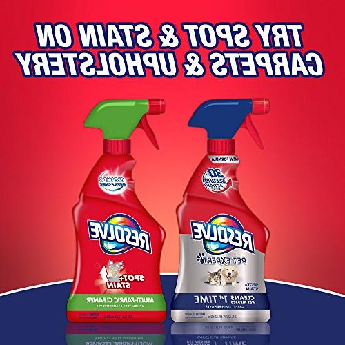 Foam, 22 oz Cleans Softens Removes