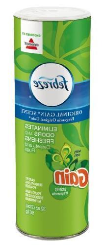 Febreze Gain Original Scent Carpet Deodorizing Powder Endors