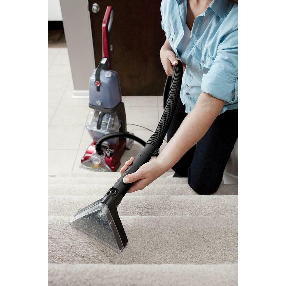Deluxe Carpet Cleaner Upright Shampooer,