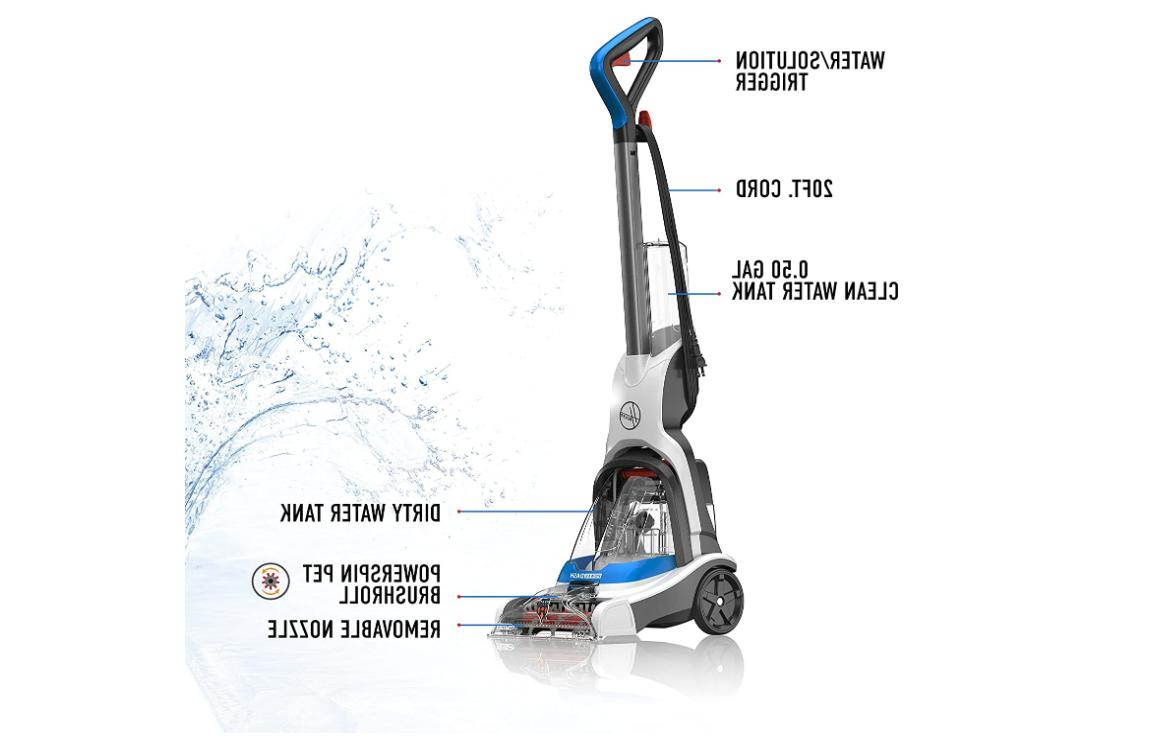 Hoover FH50700 Blue 100%