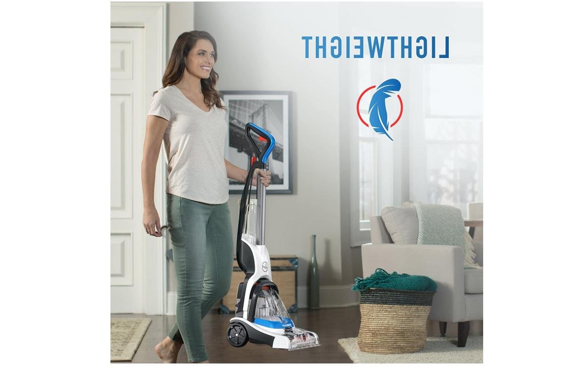 Hoover FH50700 Compact Lightweight, Blue