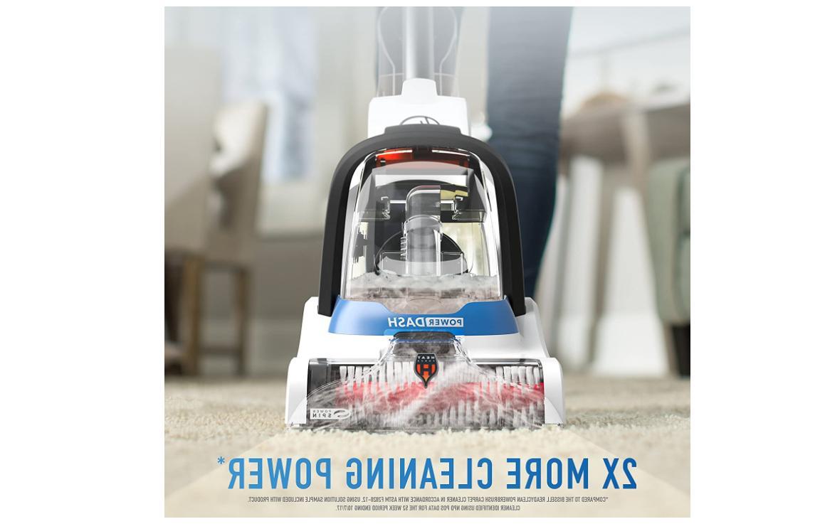 Hoover Pet Compact Carpet Blue -NEW 100%