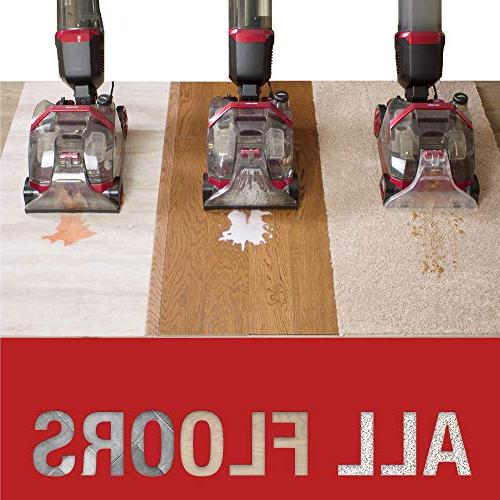 Rug Includes, and Tool Versatile Suction Cleans Carpet Hard Floors