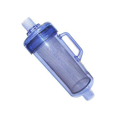 inline filter for carpet cleaning machine equipment
