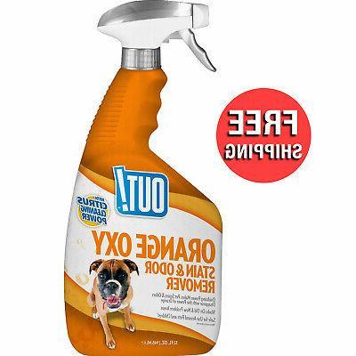 orange oxy stain odor remover