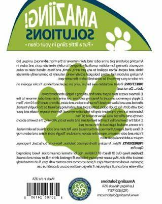 Pet & Stain Remover For Urine