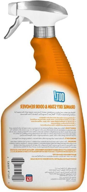 Pet Remover Spray Eliminator Dog Urine Room Carpet