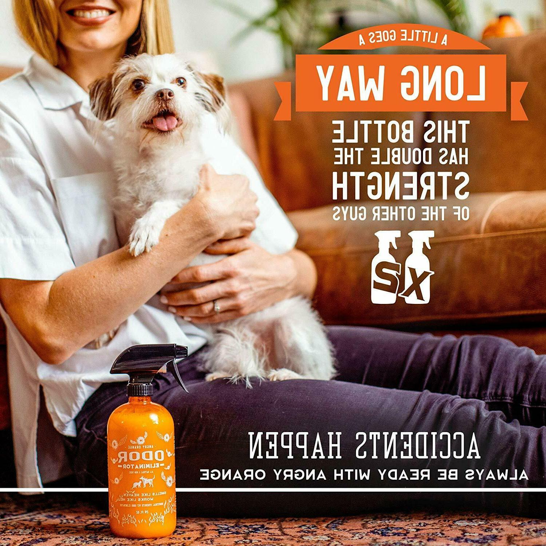 Pet Spray Urine Citru