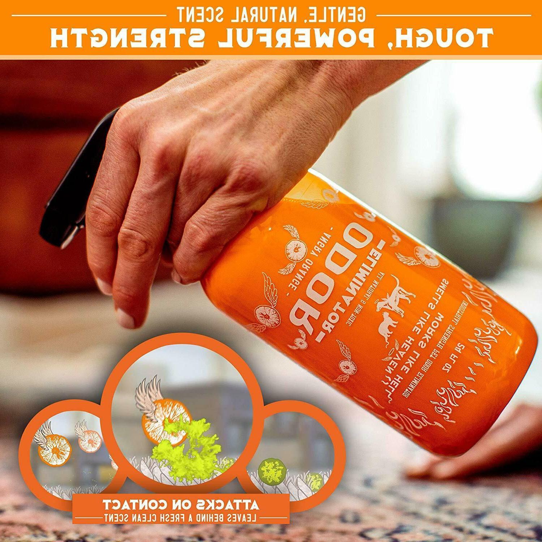 Pet Odor Remover Eliminator Dog Urine Cleaner Citru