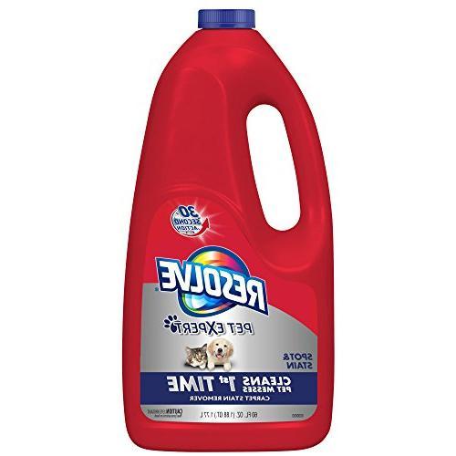 Resolve Odor Carpet Refill, 60 Bottle