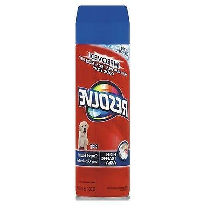 RESOLVE Foam Cleaner, oz,