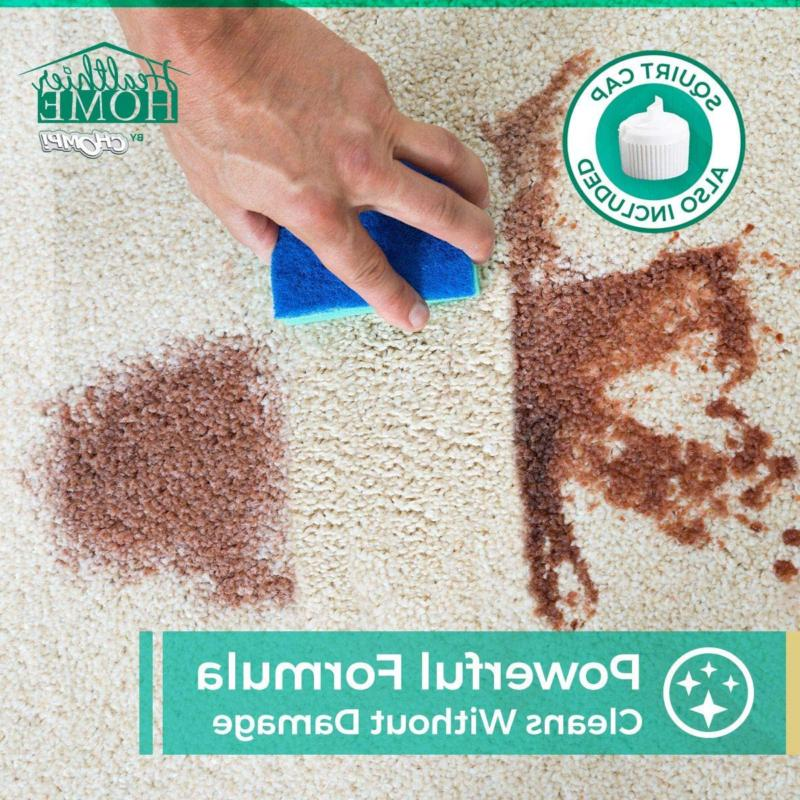 Pet Urine Odor Carpet Cleaner: Spot Chomp and Cat