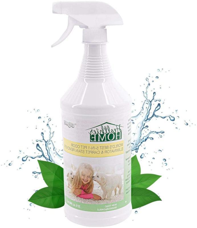 pet urine odor carpet cleaner odor