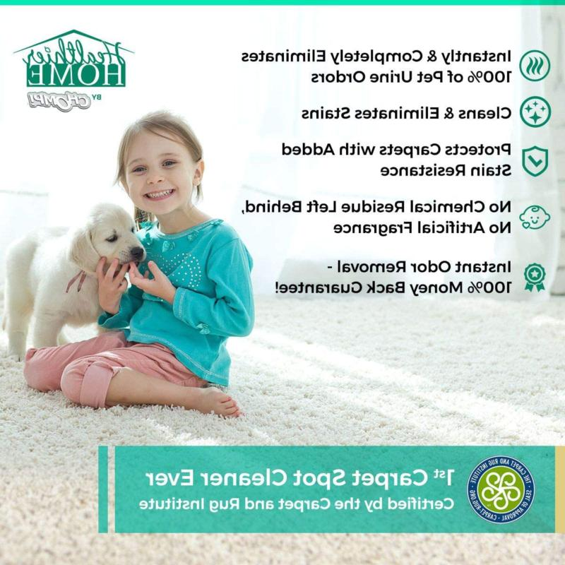 Pet Odor Cleaner: Spot and Stain Remover - Cat and