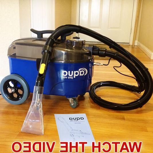 portable carpet cleaning machine spotter for car