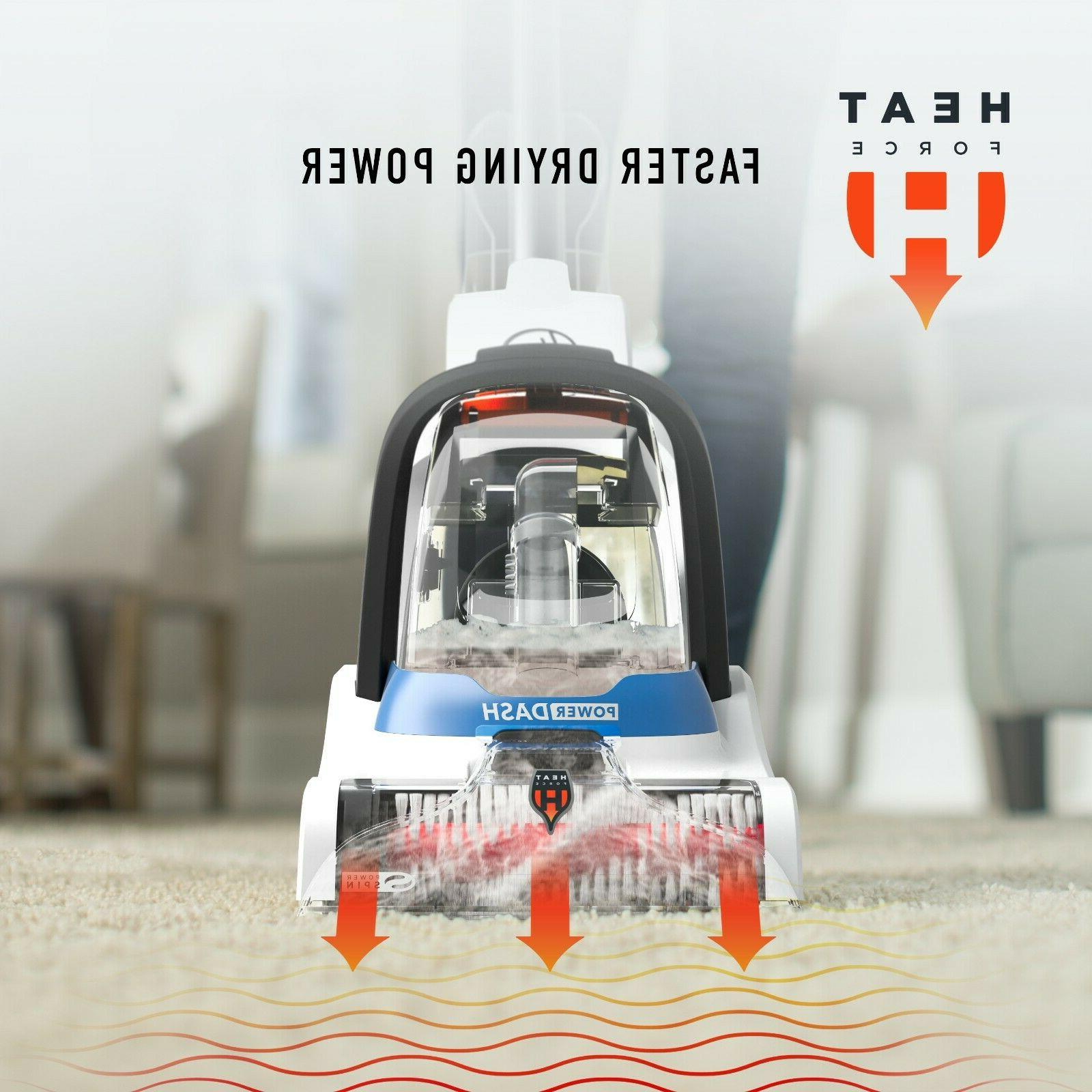 Hoover PowerDash Pet Cleaner Antimicrobial Pet FH50710 Shampooer
