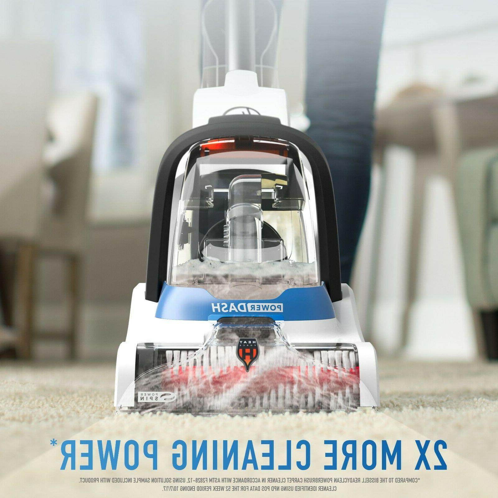 Hoover PowerDash Compact Carpet Cleaner FH50700US