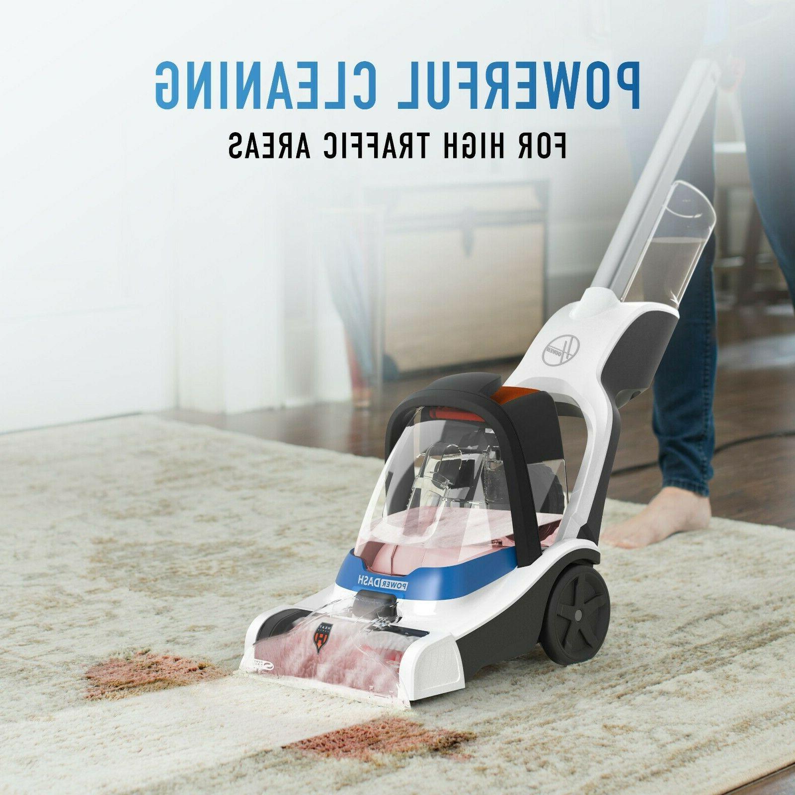powerdash pet compact carpet cleaner fh50700us shampooer
