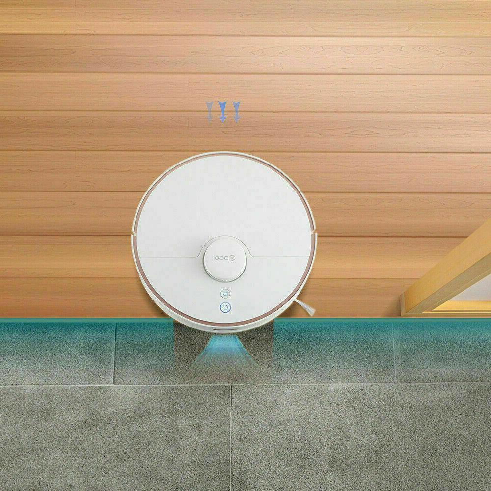 360 Alexa Vacuum Smart Sweeper Carpet Pets US