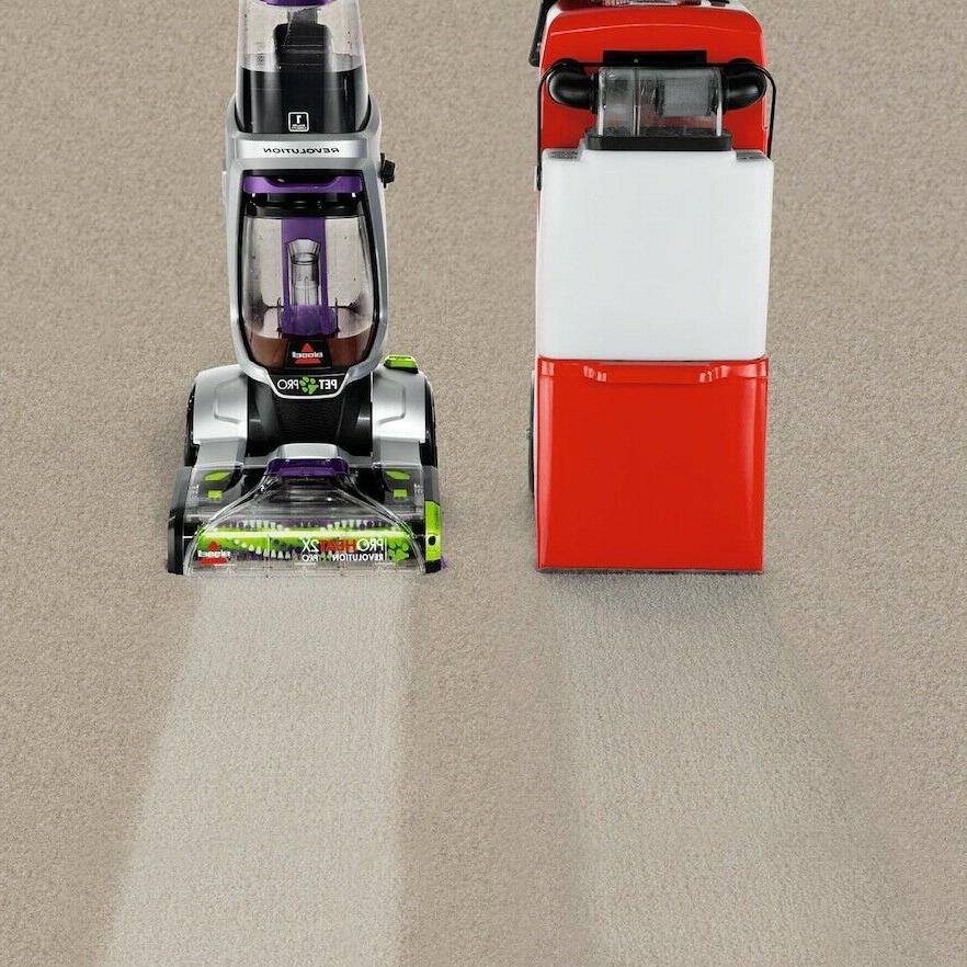 BISSELL ProHeat Revolution Upright Cleaner