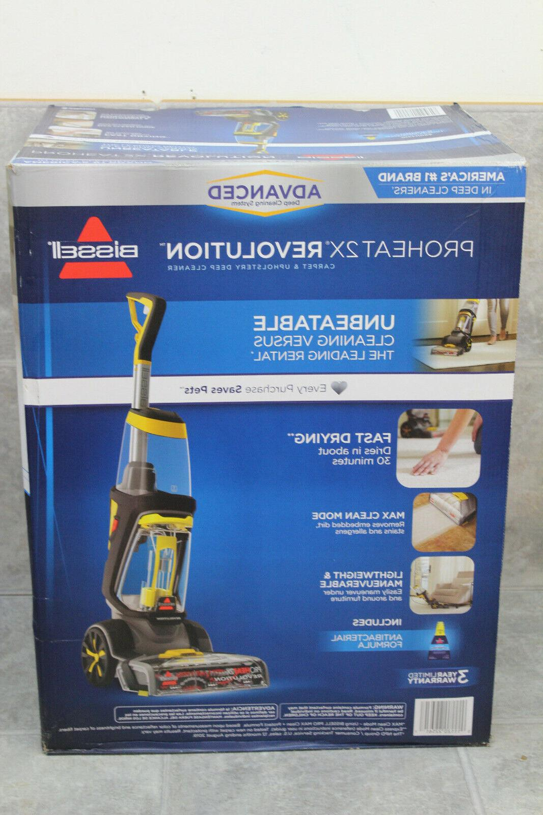 proheat 2x revolution deep clean carpet cleaner