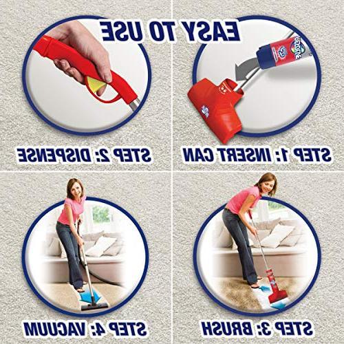 Resolve Carpet Foam Clean & 22 Can, Shampooer
