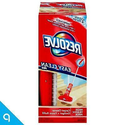 resolve easy clean carpet cleaner