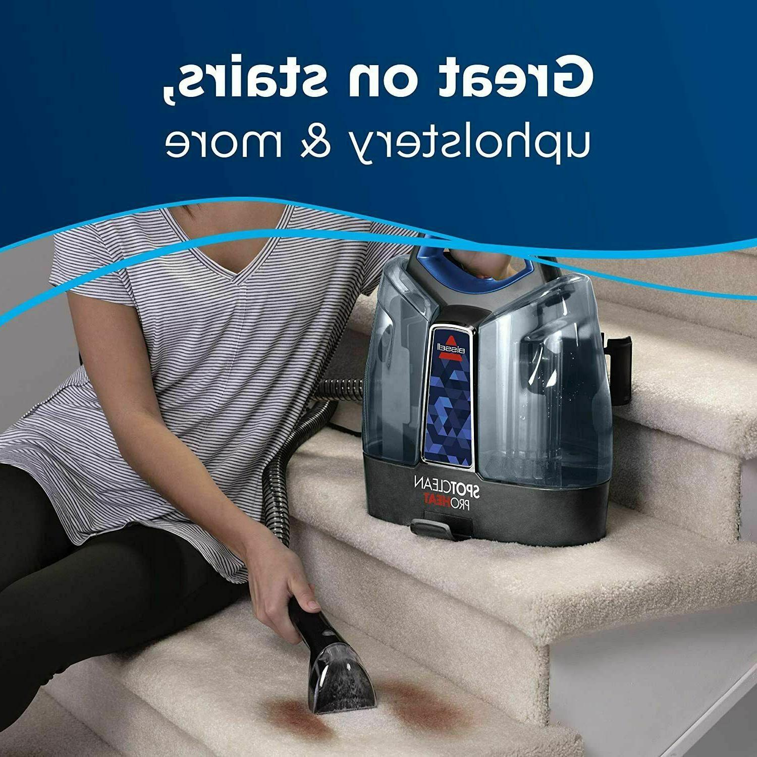 BISSELL Pro Heat and Stain Cleaner