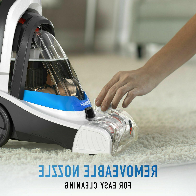 Steam Vacuum Pet Deep Rug Upright