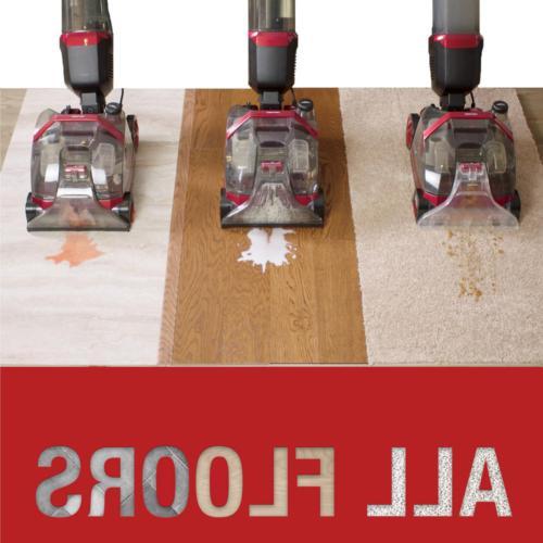FlexClean Upright Carpet 9