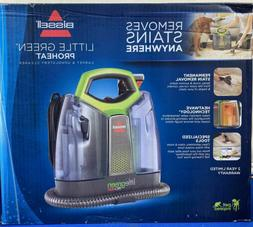 New BISSELL Little Green ProHeat Carpet Cleaning Machine 251