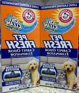 Arm & Hammer Pet Fresh Carpet Odor Eliminator Plus Oxi Clean