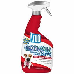Pet Stain Odor Remover Eliminator Dog Cat Urine Effective Ca