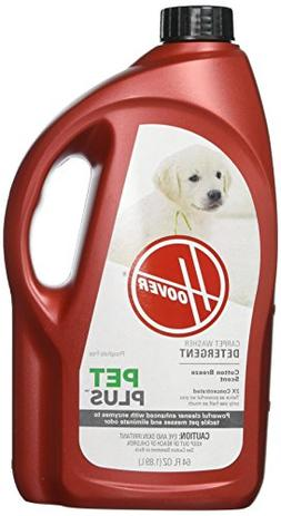Hoover PETPLUS Concentrated Formula, 64oz Pet Stain and Odor